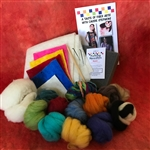 Needlefelt Demo Kit